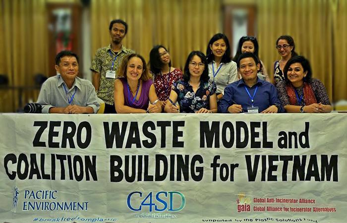Trash Talk: Community Leaders Are Fighting Ocean Plastic Trash in Vietnam