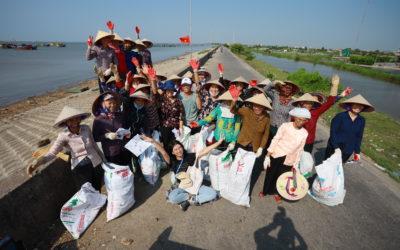 Vietnam Zero Waste Alliance Bringing zero waste to Gia Đình Việt Nam (Vietnamese homes)