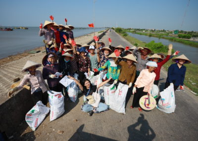 Coastal Development and Women's Empowerment