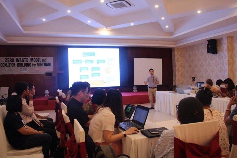 Building Citizen Strength for Zero Plastic Waste in Vietnam