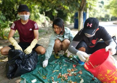 Waste auditing